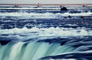 Niagara Upper Rapids by PaulWeber