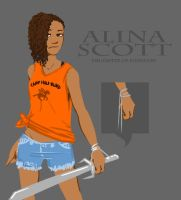 DR - Alina Scott by wingedness