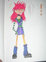 punky full color by Lacael