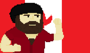 Average canadian by CrimeBaby