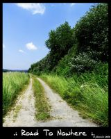 Road To Nowhere by jibirelle