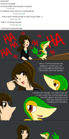 Snivy, You've Done It Again by LiteralNovice
