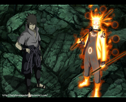 Naruto 673: We will together by NarutoRenegado01