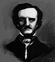 Poe by Angelix88