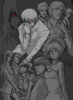 Darker Than Black by tryvor