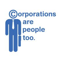 Corporations are people too by biotwist