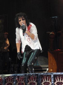 Alice Cooper live 8 by Ninails