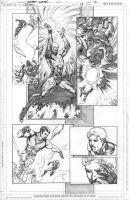 Legion 13 page 2 by Cinar