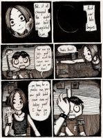 Puppet King Comic: Page Three by janiceghosthunter