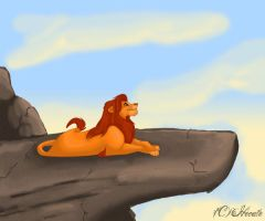 mufasa by hecatehell