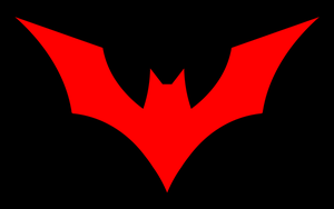 BATMAN BEYOND Symbol WP by secretxax