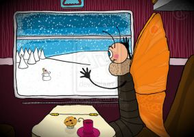 When Timi First Saw Snow- Ninina-nini by childrensillustrator