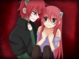 Elfen Lied-Finally Found You by TFAfangirl14