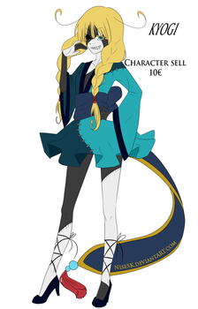 Kyogi - adoptable by dNiseb