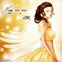Happy new year 2012 by Getsuart