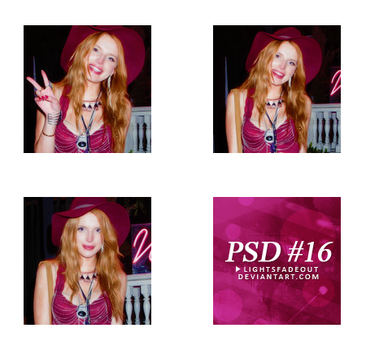 Psd #16 by lightsfadeout