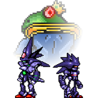 Alternate Kingdom - Wart's Mecha Sonic by Legend-tony980