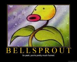 Bellsprout Poster bySticklause by BellsproutFC
