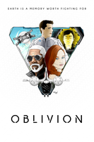 Oblivion Poster by Namcoking