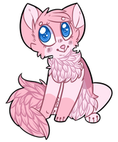 Pink Cutie - Gift by raddily