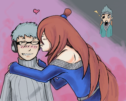 Chojuro and Mei by ShadowNight805