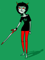 terezi by TheRiks