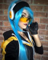 Fnatic Janna Cosplay4 by LuciaItaliana