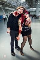 Zombies in Love! by faramon