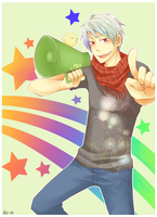 APH : Me FTW for Sarakrista by glaceau