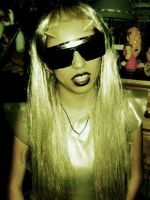 Me as Lady Gaga - Bad Kids by ssGoshin4