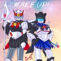 TF - Make Up. by plantman-exe