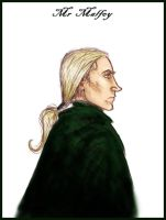 Mr Malfoy by HumeurNoire