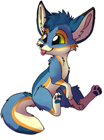 Fennec Rin by Toby-Wolfkat