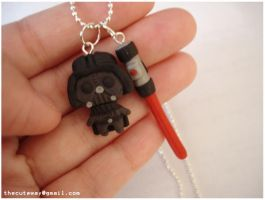 .:Darth vader necklace:. by SaMtRoNiKa