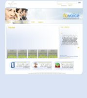 foVoice Template by Momillo