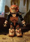 Ganondorf Custom Minimate by luke314pi