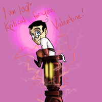 Kritzkrieg Valentine by The-Letter-W