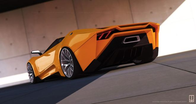 Arium roadster concept by wizzoo7