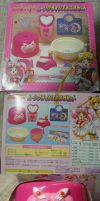Sailor Moon Bath Set FOR SALE by HaloGoddess1