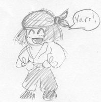 Yarr. by irk