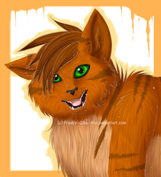 Firestar by Freaky--Like--Vivi