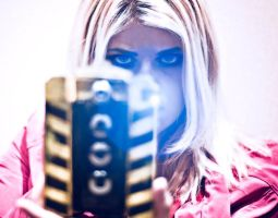 Rose Tyler - The Satan Pit by tonksiford