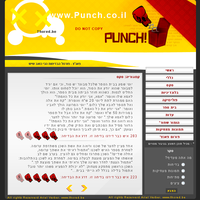 Punch by o-pie