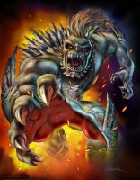 Gary Ciccarella - Doomsday by mikephifer