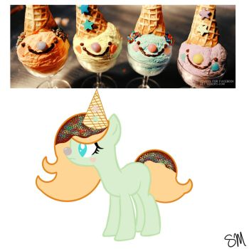 Clown Ice Cream AUCTION (ends tommorrow at 4) by QueenBatgirl