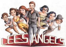 Lee's Angels by Doks-Assistant