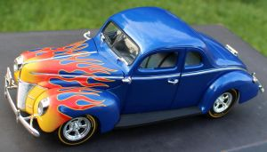 Flame Job  Ford by boogster11