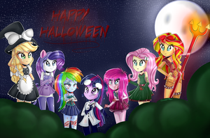 ~Happy Halloween~ by Sweet-Pillow