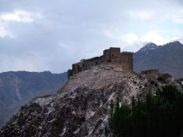 Baltit Fort by imrantshah