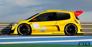 Twingo 2012. V6 Trophy by Morfiuss
